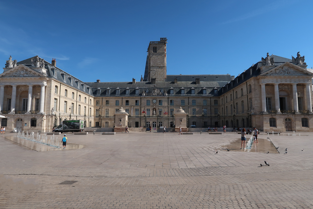 Trips from Paris - Dijon Palais des Ducs
