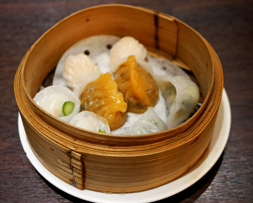Dim Sum Orient London - Chinese Restaurant Soho