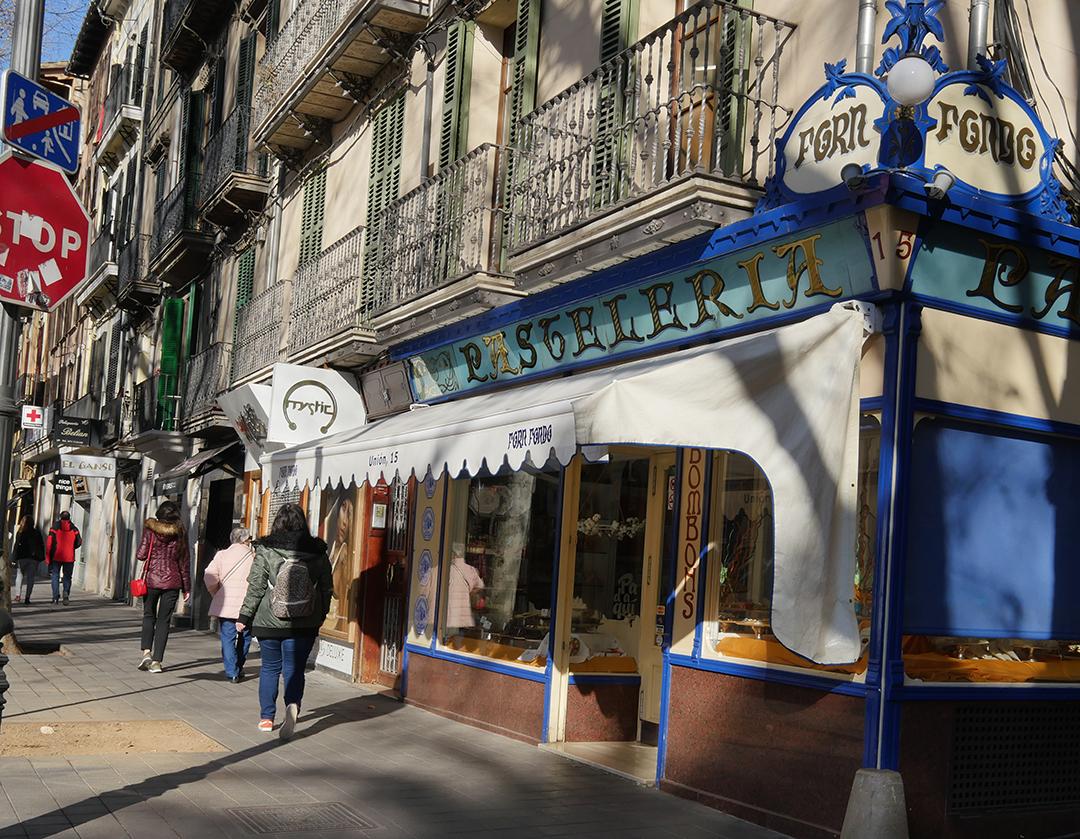 Forn Fondo - Palma Emblematic Shop
