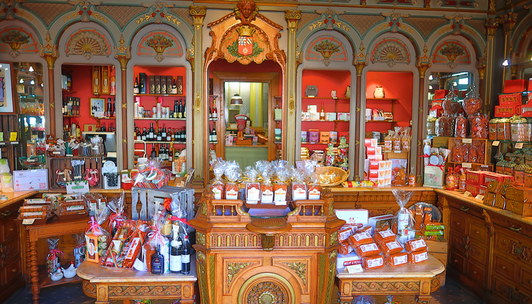 Gingerbread - Dijon France