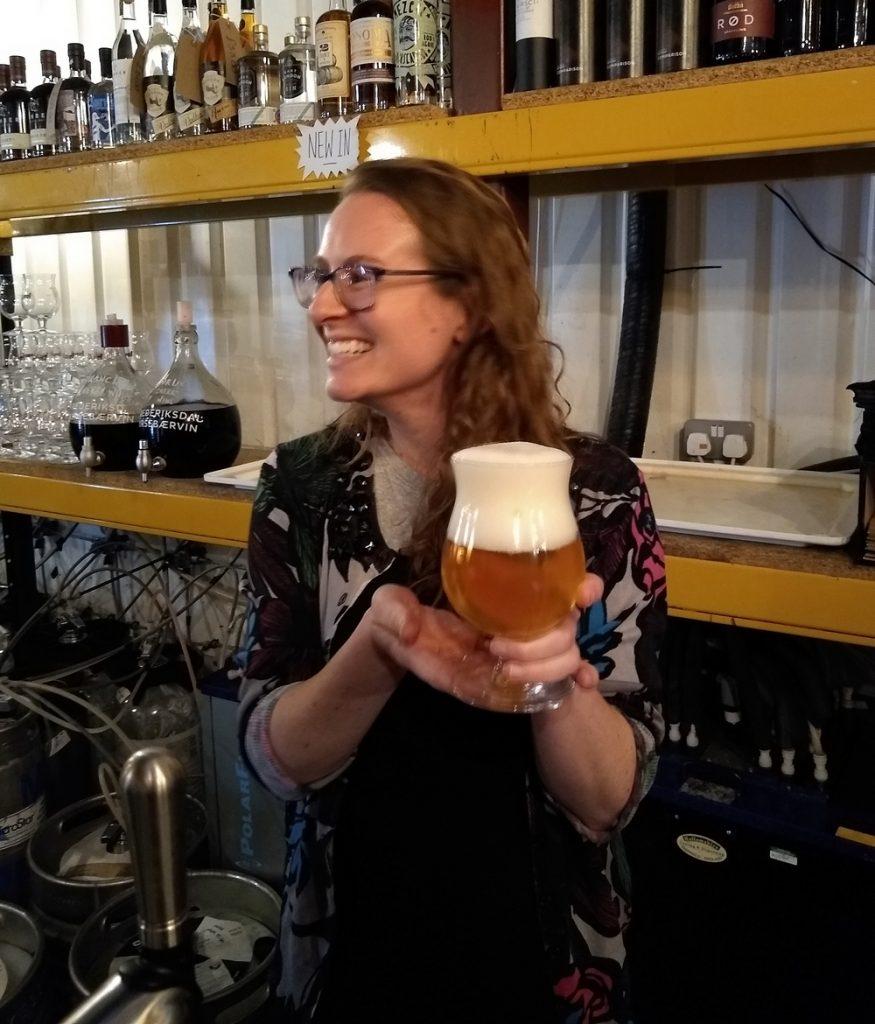 Duval Draught Belgian Beer