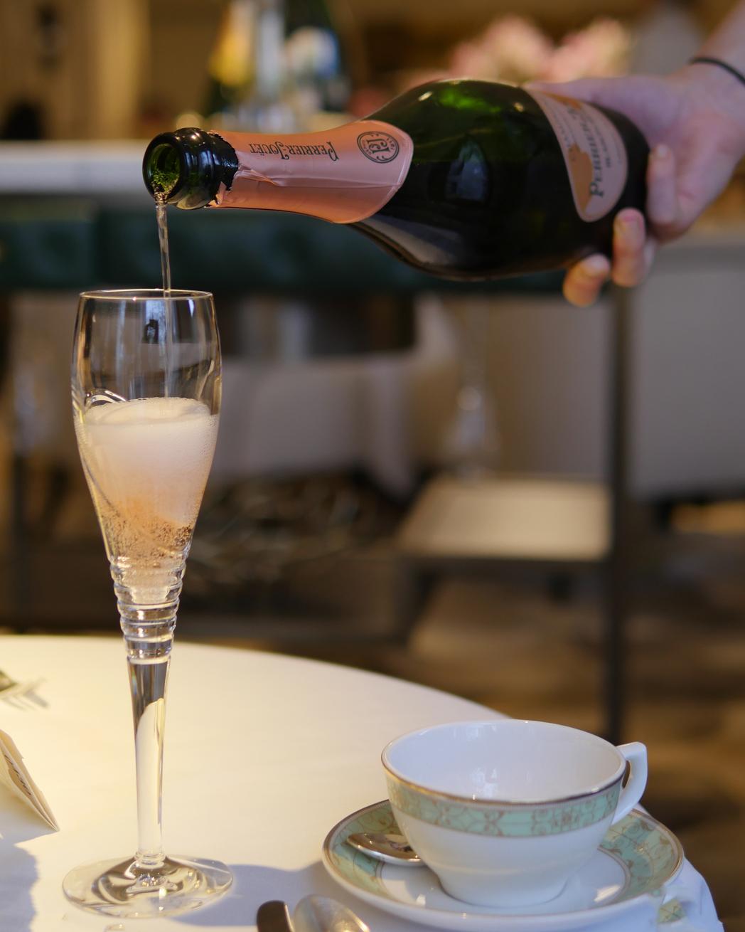 JW Marriot Grosvenor House Champagne