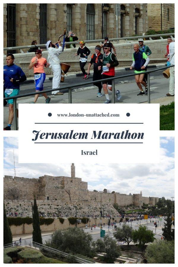 Jerusalem Marathon 2019