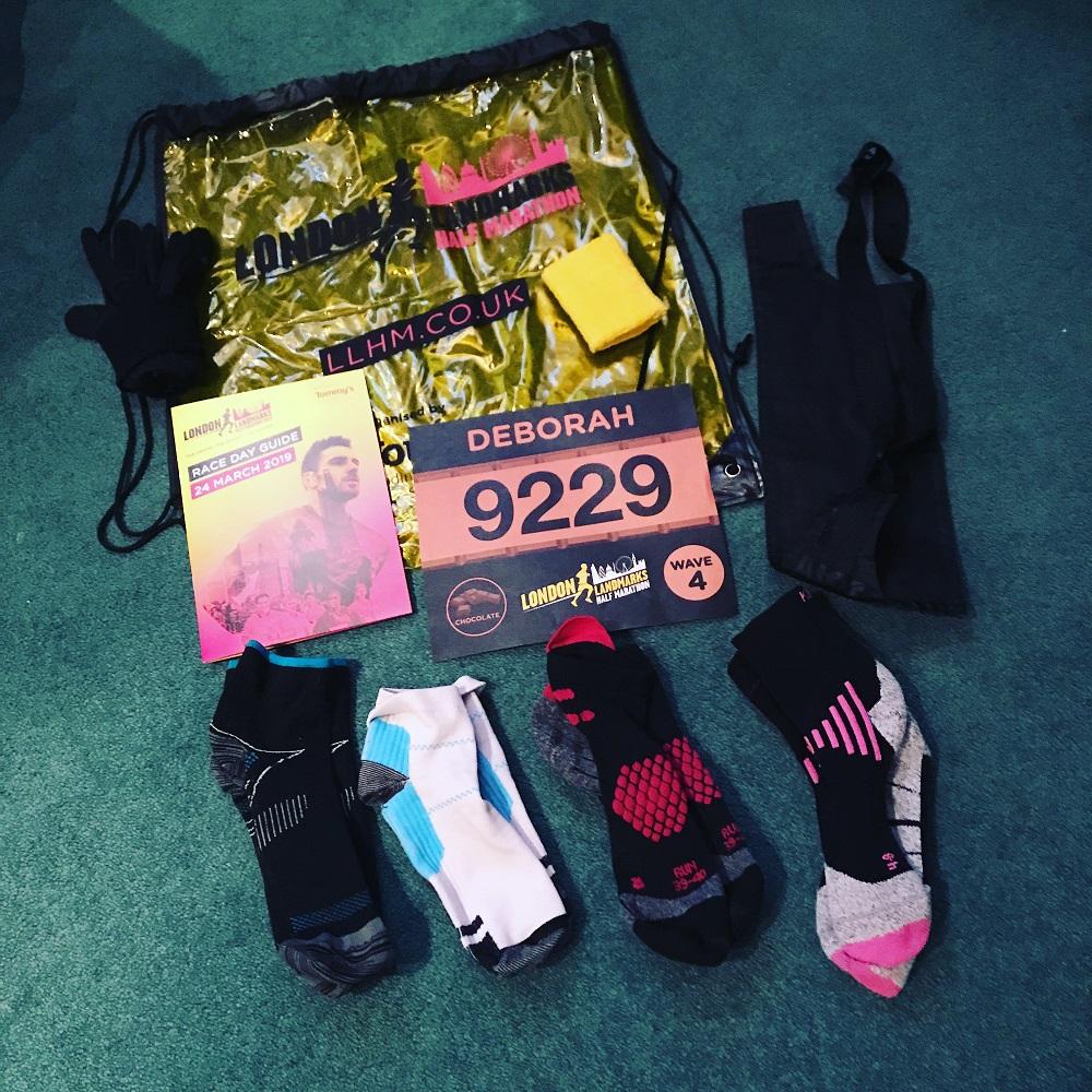 LLHM 2019 Race kit prep