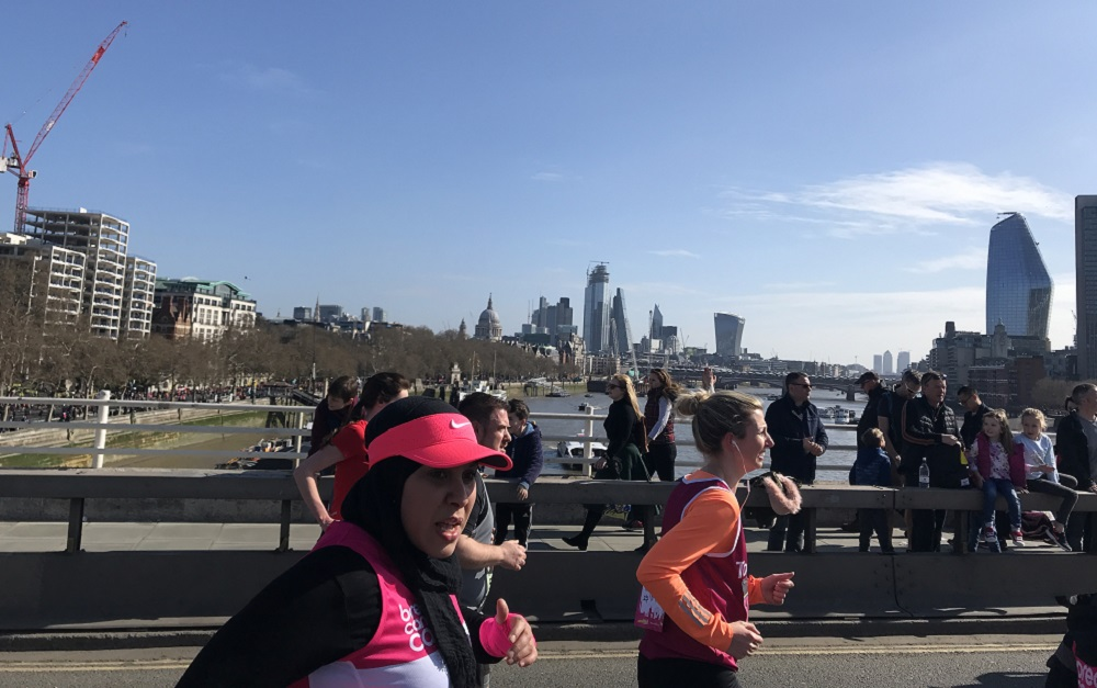 LLHM City view from Waterloo bridge