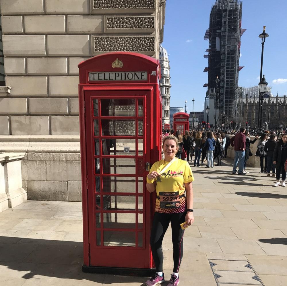 LLHM London telephone box