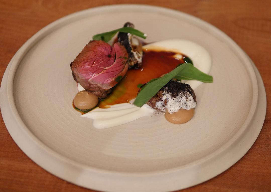 Lamb - Frog Restaurant Hoxton