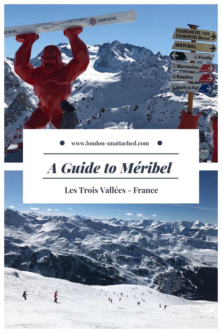 Meribel Guide Les Trois Vallees