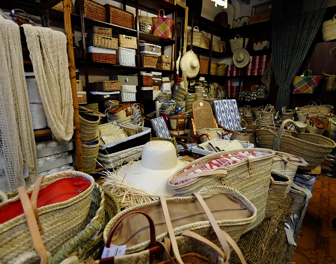 Mimbreria Vidal Wicker Shop - Emblematic Shops of Palma