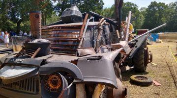 Neverworld - Steampunk truck