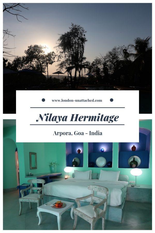 Nilaya Hermitage Hotel, Goa India
