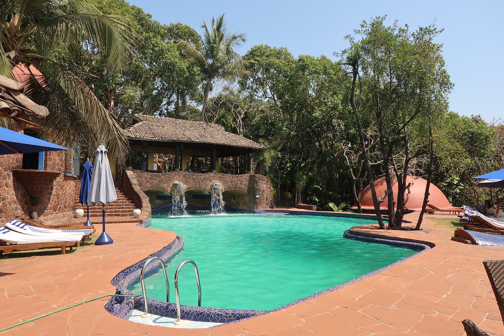 Nilaya Hermitage Hotel - pool