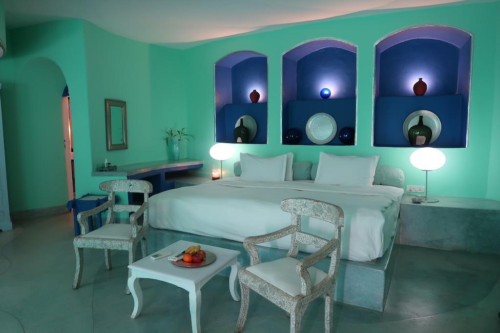 Nilaya Hermitage Goa - AIR - bedroom