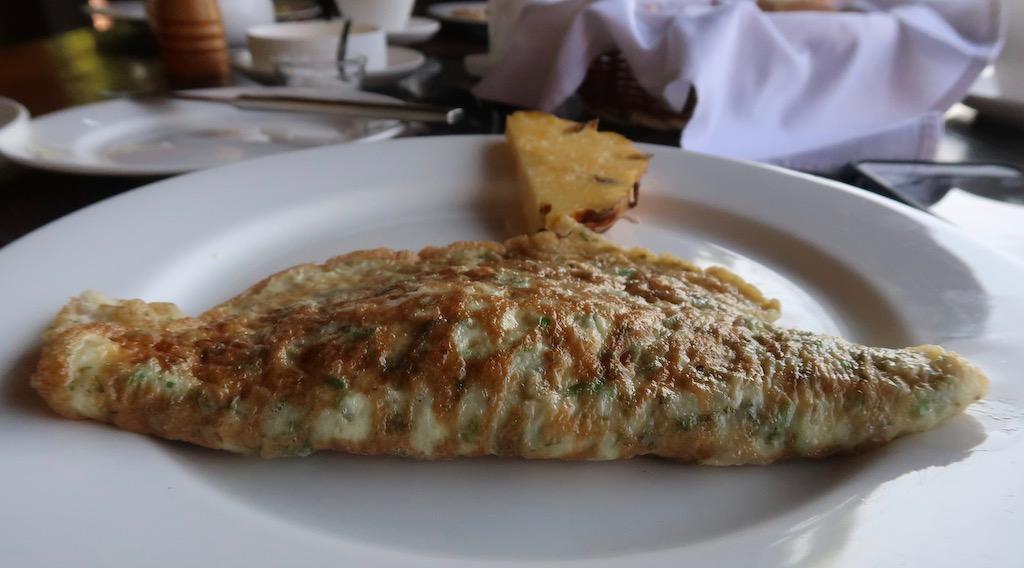 Nilaya Hermitage Masala omlette