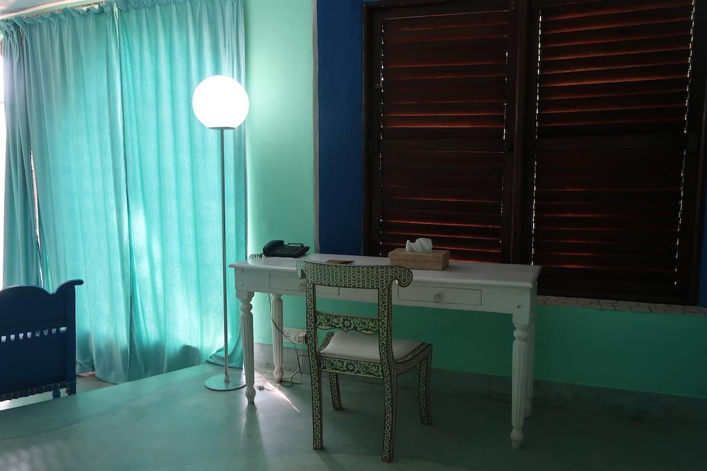 Nilaya Hermitage - bedroom
