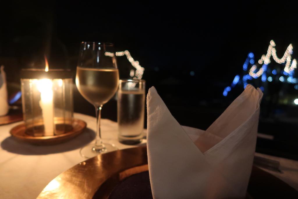 Nilaya Hermitage - dinner
