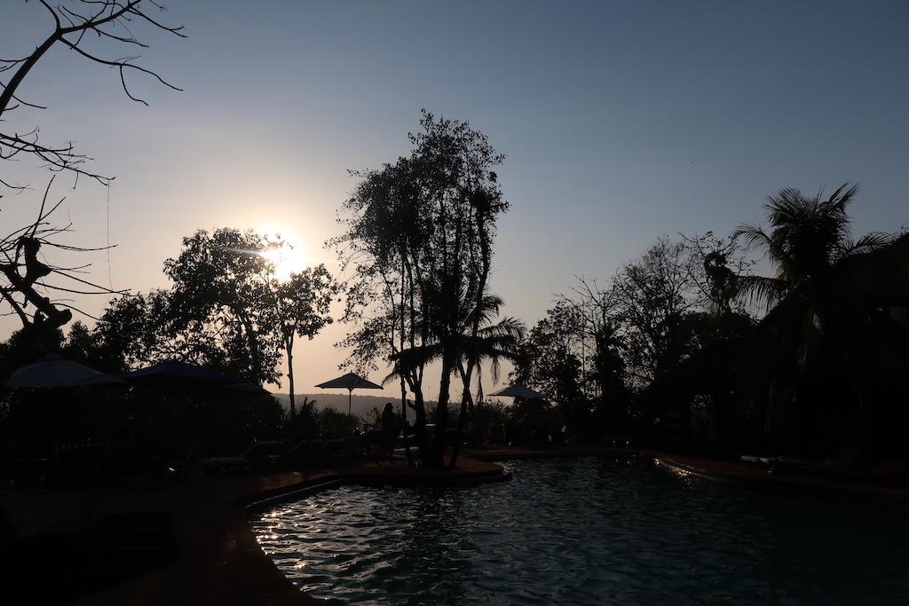 Nilaya Hermitage Hotel sunset