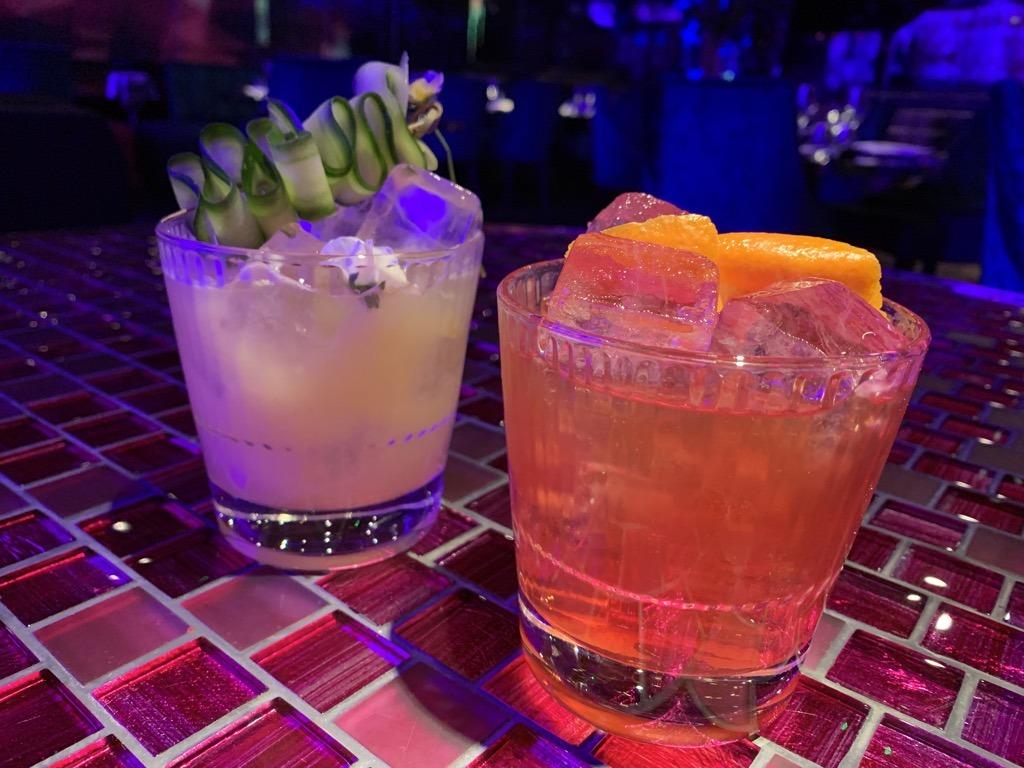 Opium London - Nightclub in Soho cocktails 2