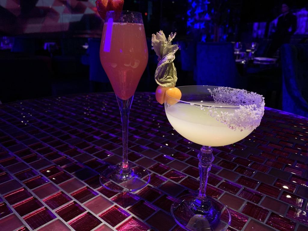 Opium London Soho Nightclub cocktails 3