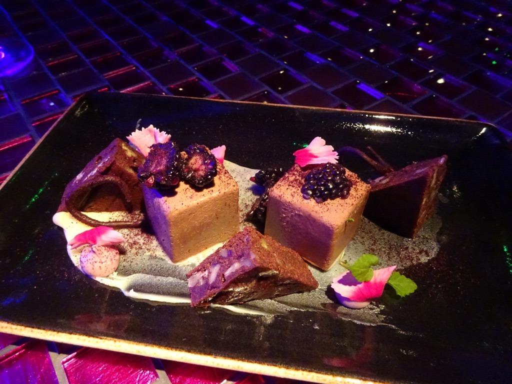 Opium dessert