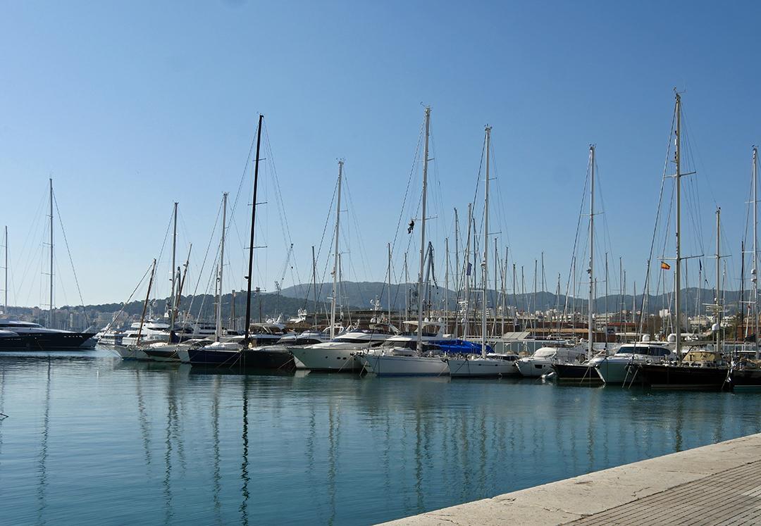 Palma de Mallorca - Marina