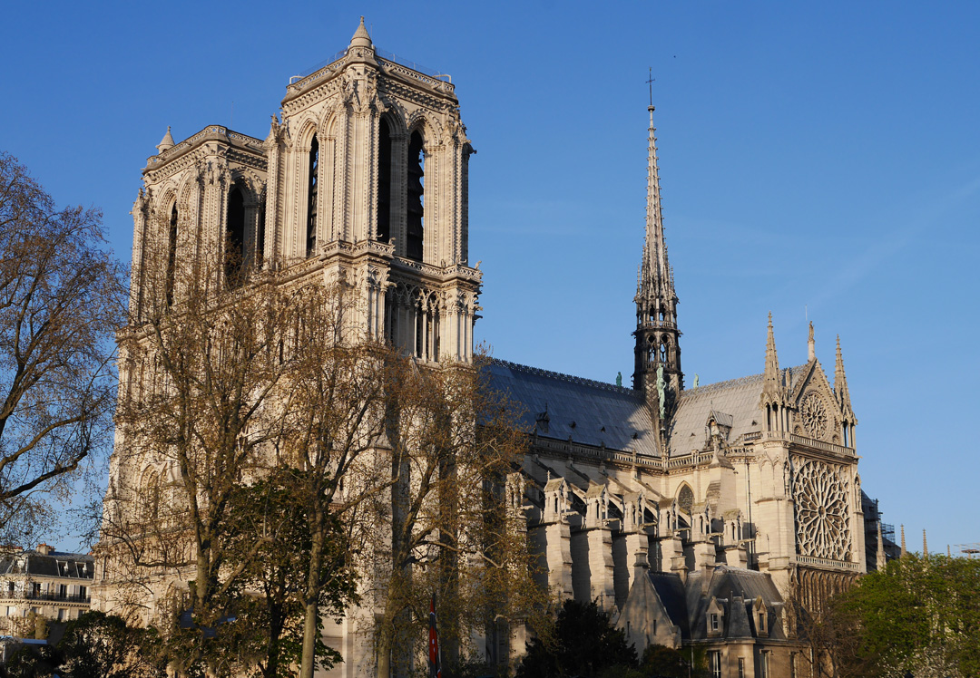 Trips from Paris - Notre Dame