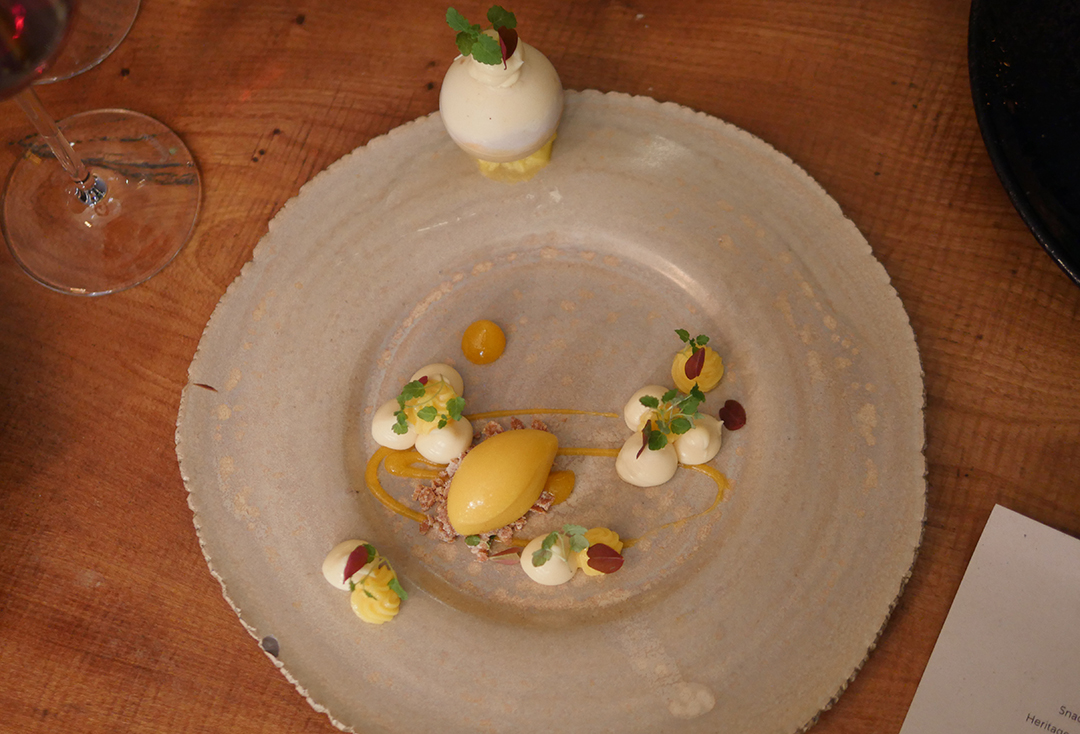 Passionfruit White Chocolate - The Frog Hoxton