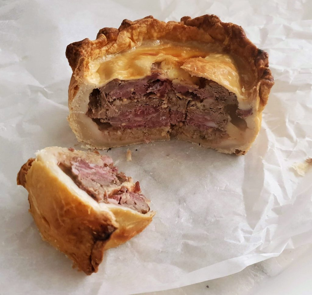 Poacher's Pie, School of Artisan Food - heritage British Cookery