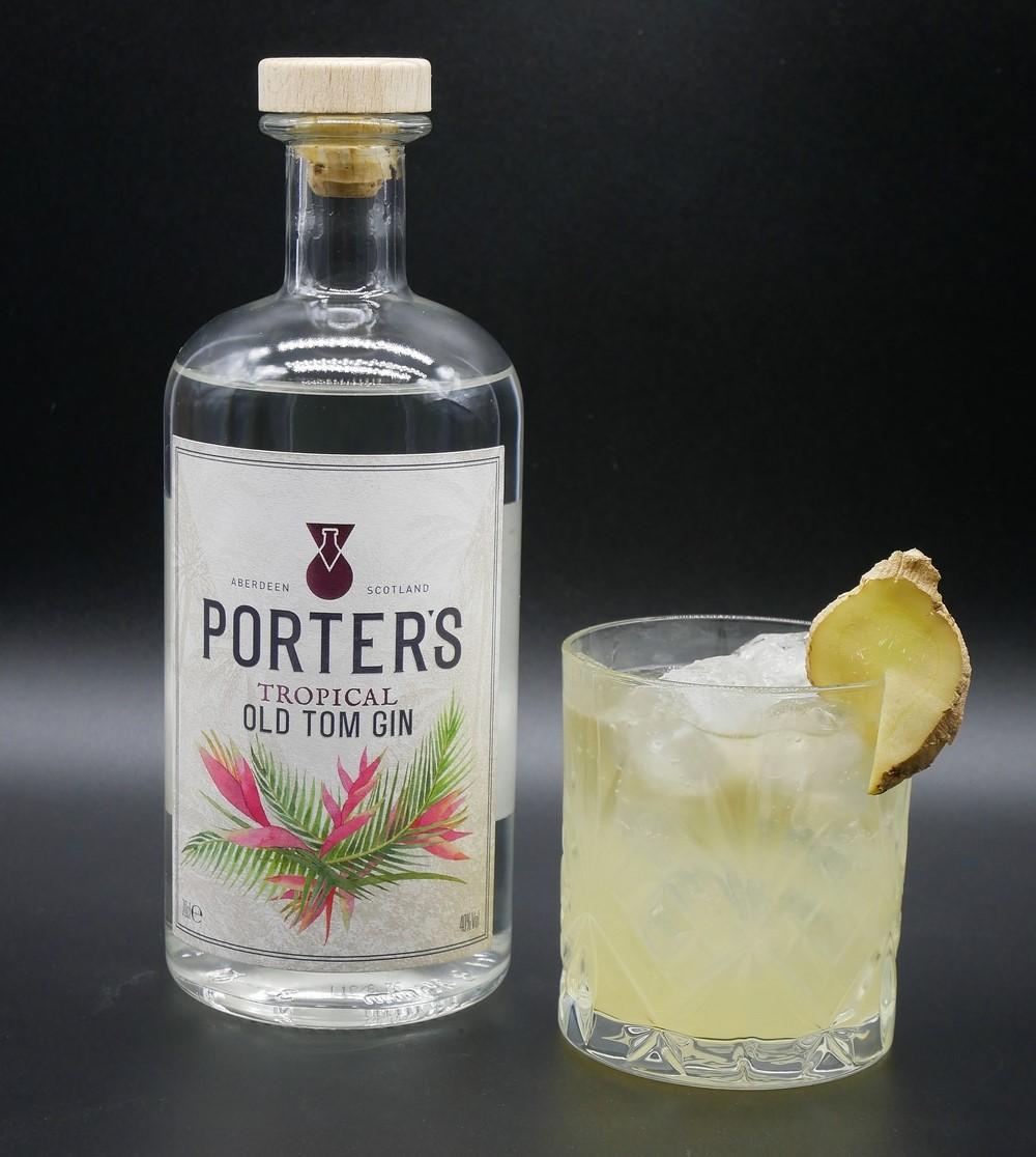 Porter's - Gin Mule