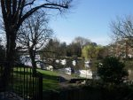 River Thames From Terrace, Bingham Riverhouse
