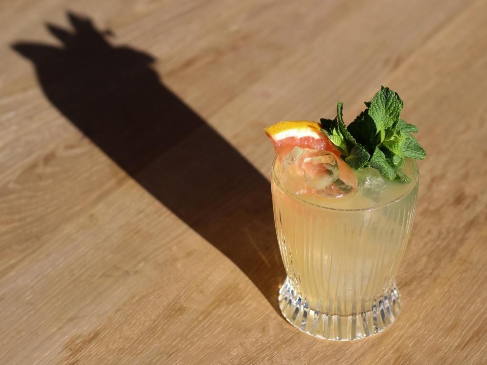 5 Stories - Simone - Porter's Gin cocktail