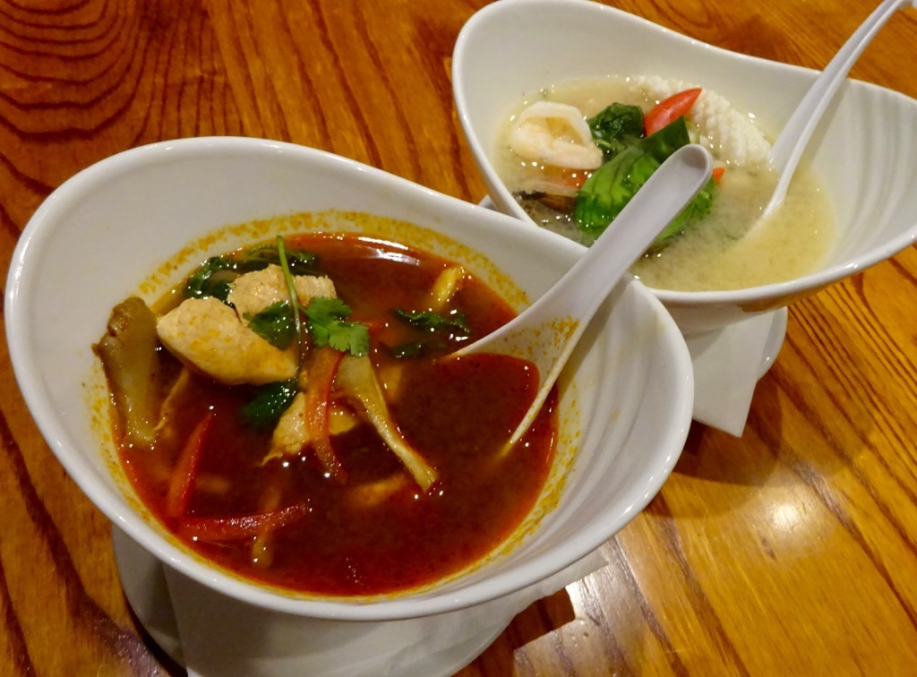 Thai Square fulham soups