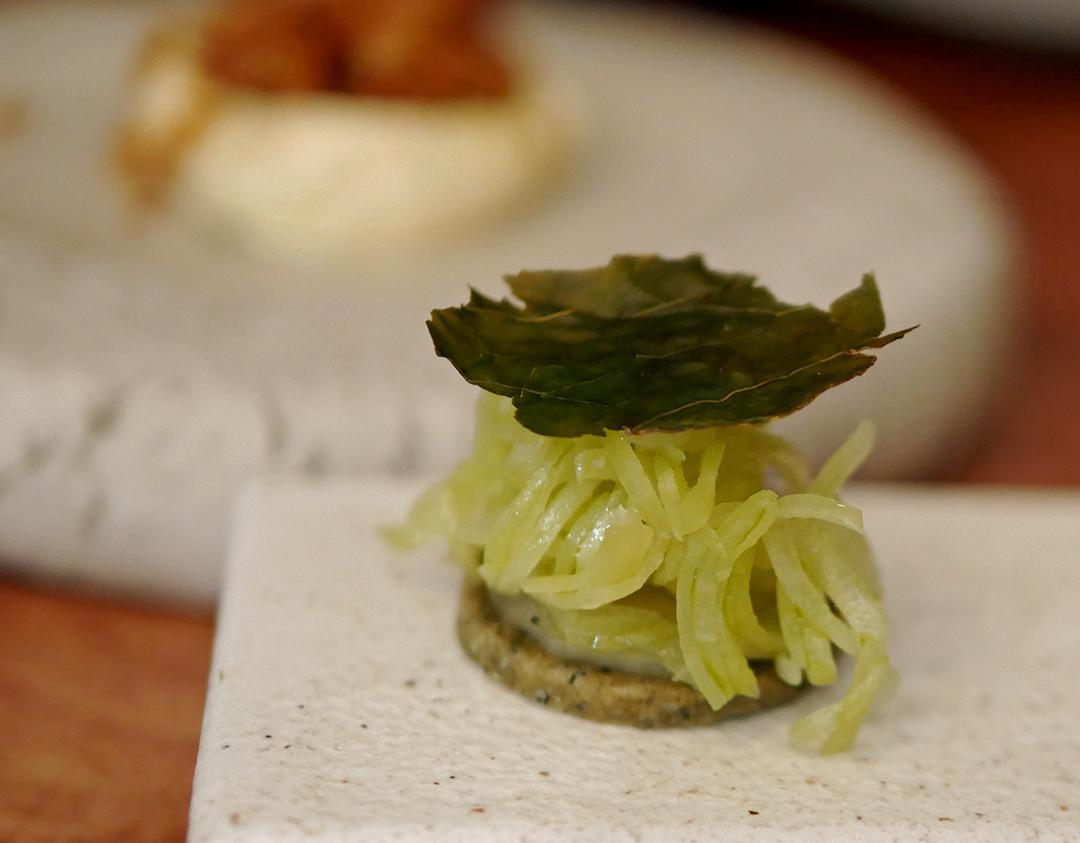 The Frog - Hoxton Square - Tasting Menu