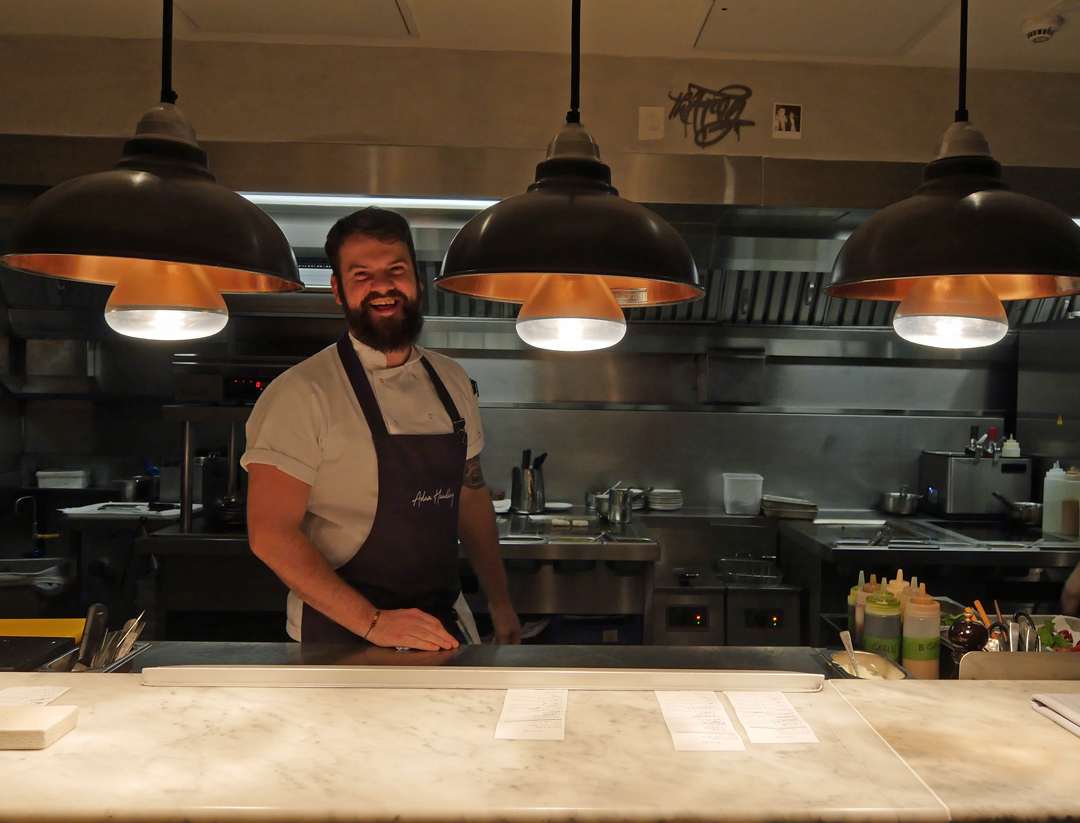 The Frog - Kitchen - Hoxton Square
