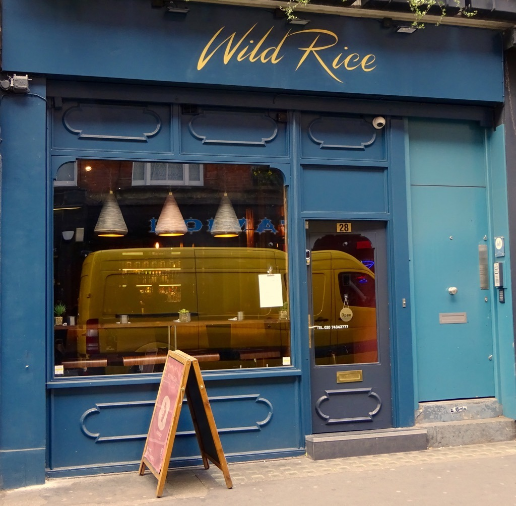 WILD RICE Thai Restaurant, Soho