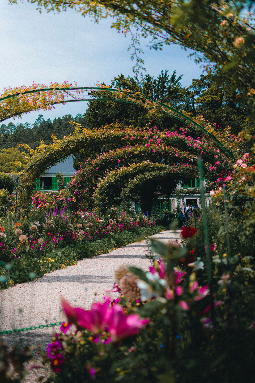 Giverny France - Credit Gautier Salles