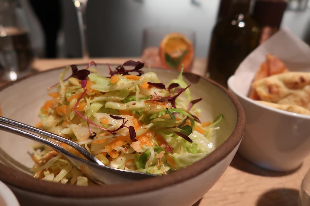 """Pollitiki"" salad Meraki Bar"