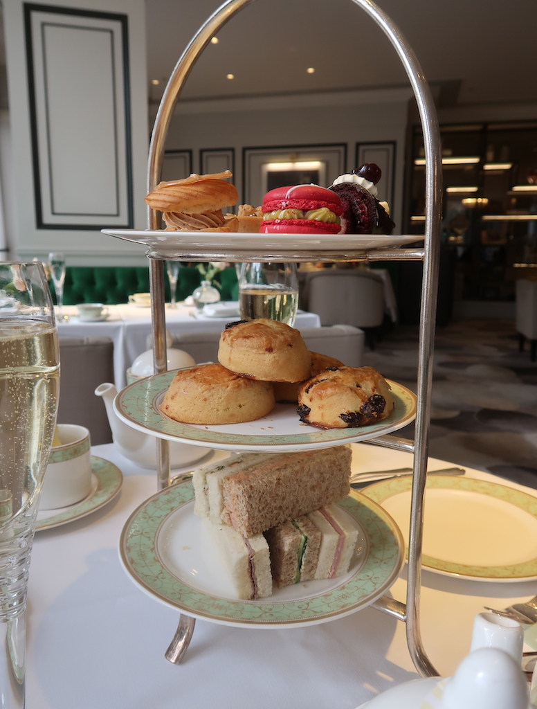 Afternoon tea - The Park Room, Grosvenor House 2