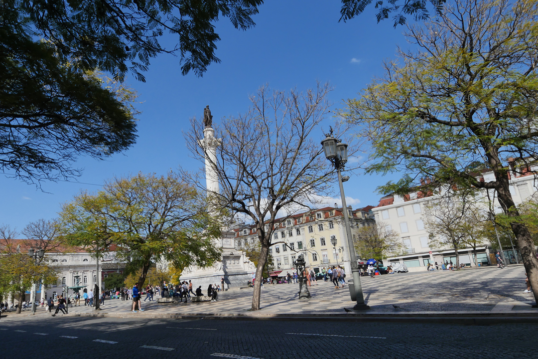 Avenida da Liberdade Lisbon