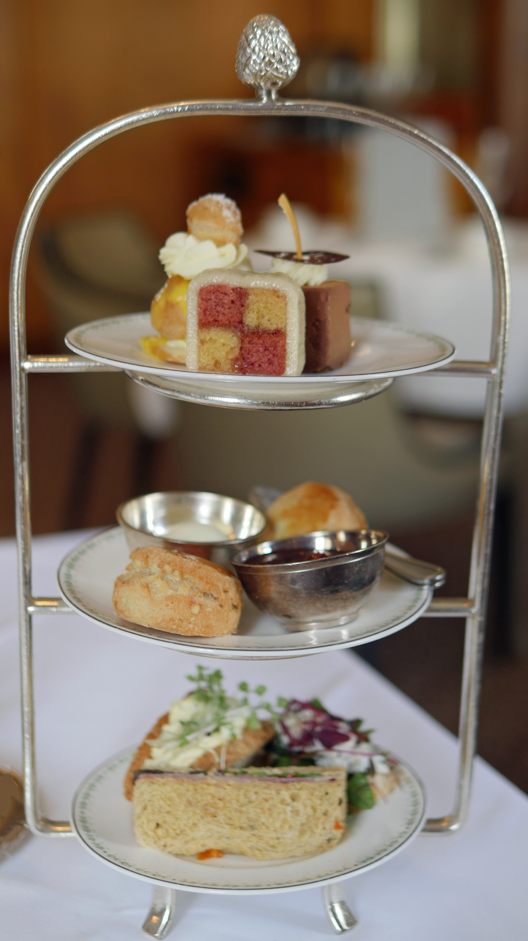 Bettys Tearoom Tea Tower