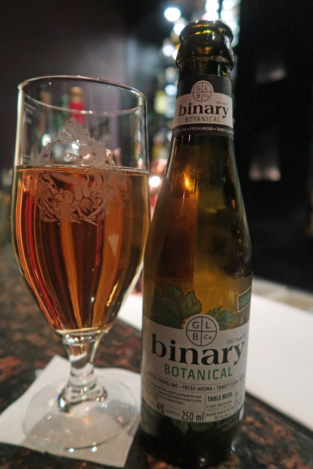 Binary Botanical Beer - L'Ortolan Reading