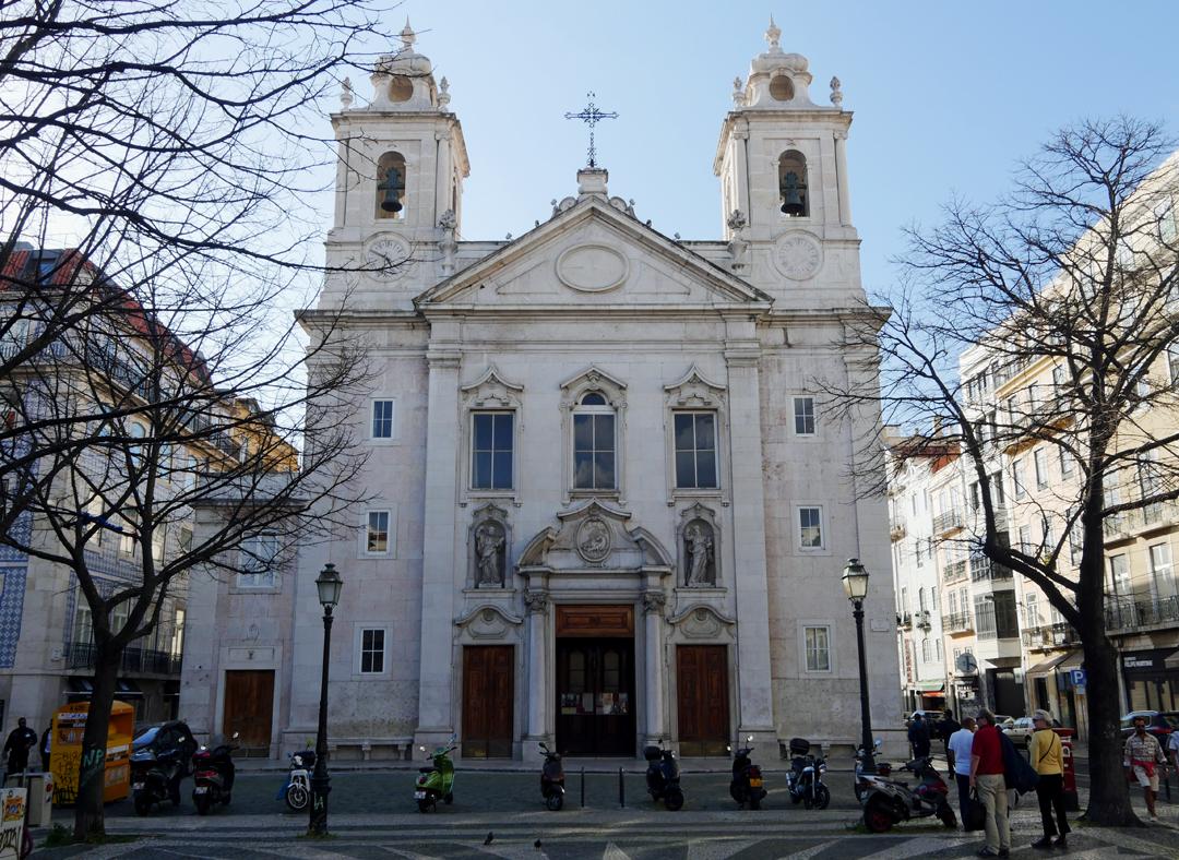 Church - Praca de sao paulo