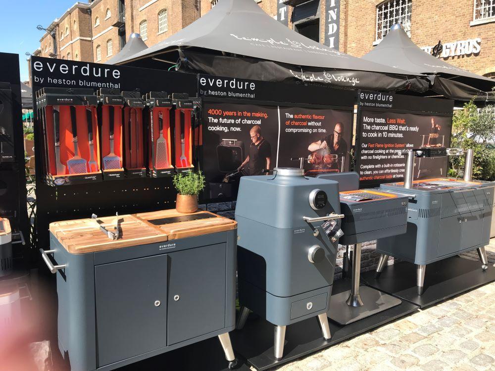 Everdure BBQ range