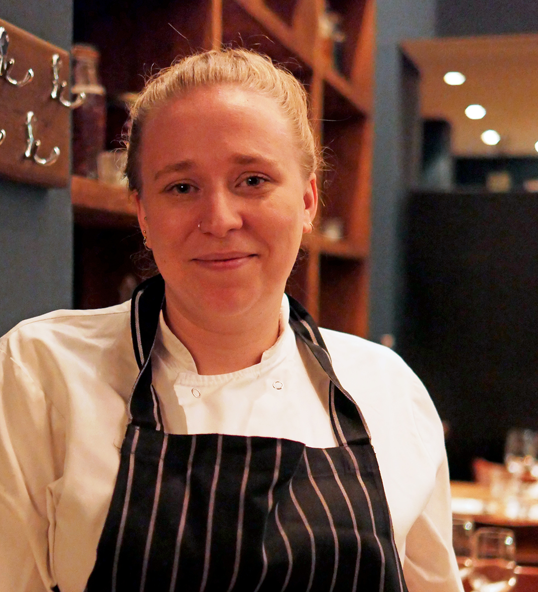 Gemma Ellis Cliffords Restaurant