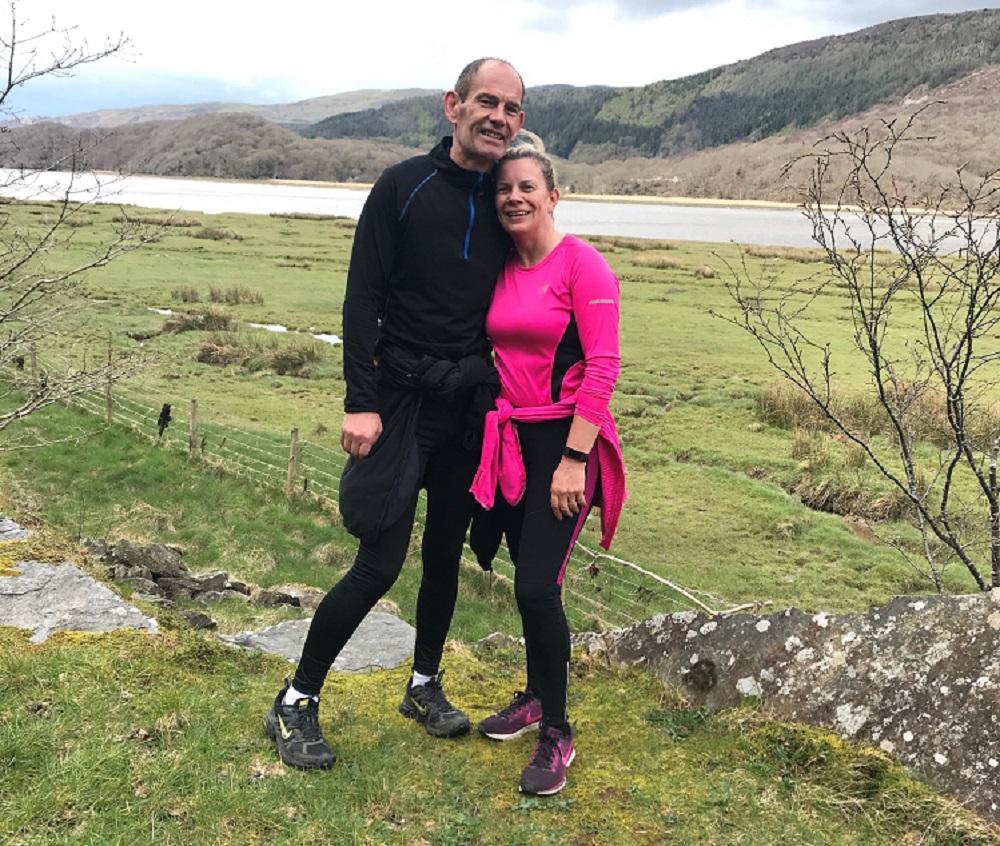 LLHM 2019 Post race long run in Wales