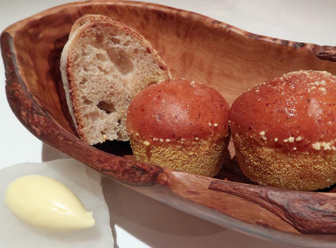 L'Ortolan - Bread