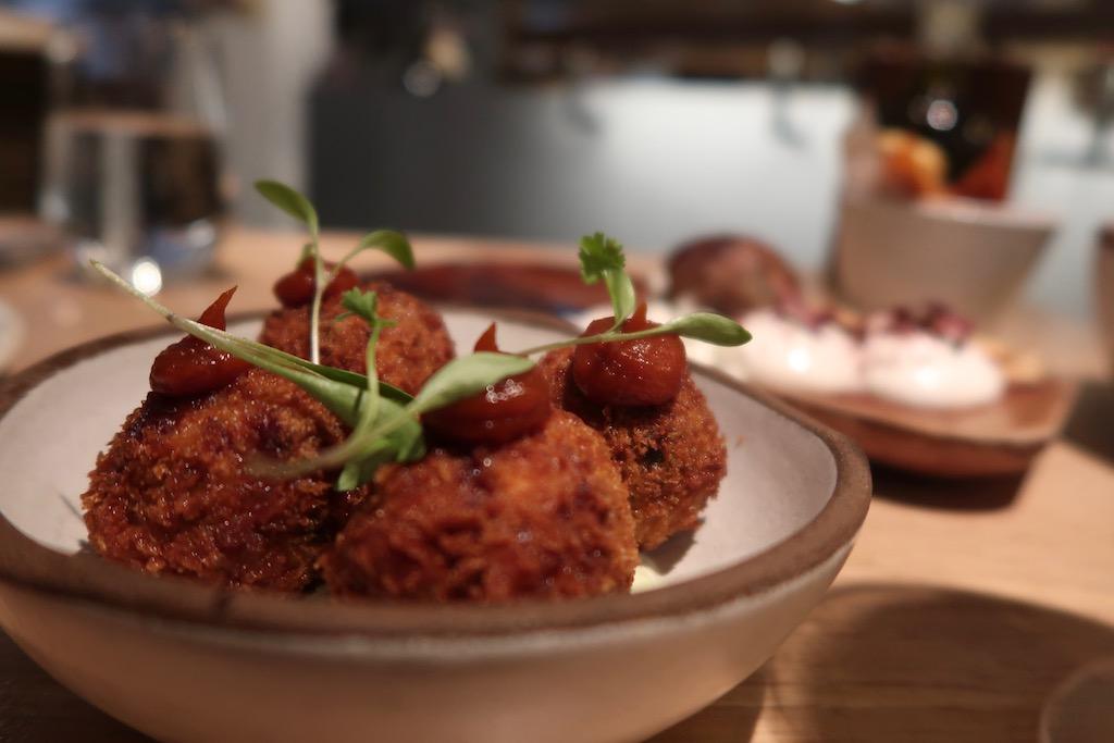 Lamb Croquets - Meraki Bar