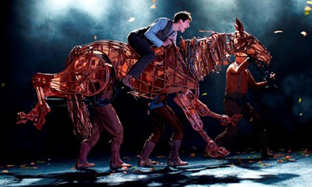 Latitude- War Horse