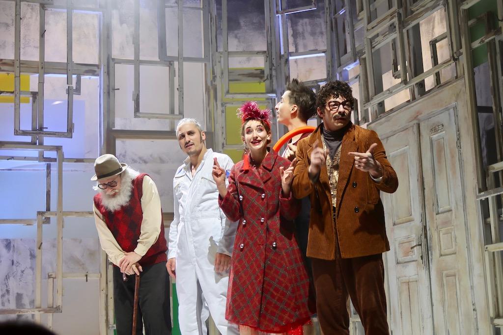 Memories of Fools - Chamäleon Theatre