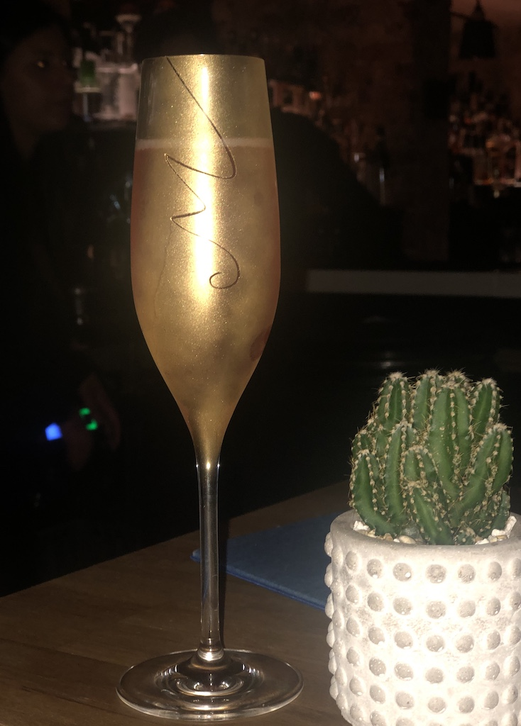 Meraki Bar - 'Desert Rose Moët & Chandon'